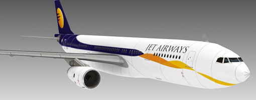 Jet Airways Airbus A330