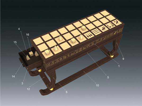 Senet instructions 2