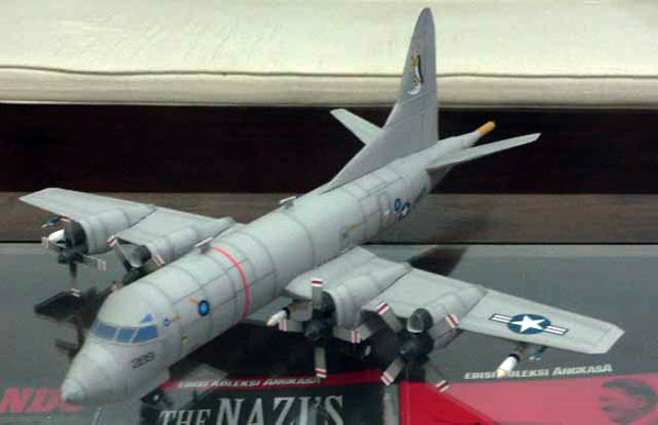 P-3C Orion Paper Model by Rizky