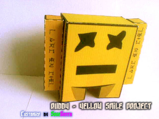 Ruddy - Yellow Smile Project