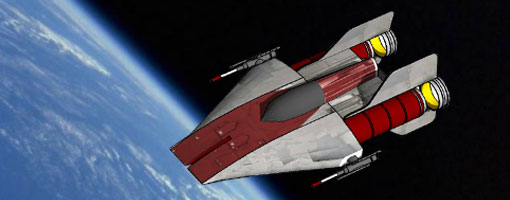 A-Wing Interceptor