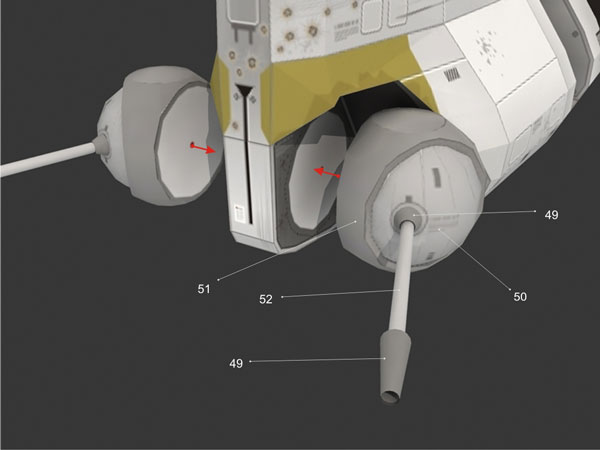 nose turret
