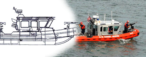3d modeling for paper model tutorial i have google and collect some images of our subject a us coast guard response boat small rbs each image has different angle and different details seen malvernweather Choice Image